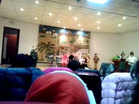 Infant Education Christmas Festival