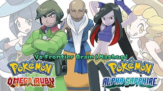 Download Pokemon OR/AS & R/S/E - Frontier Brain Battle Music [Mashup] HQ MP3 song and Music Video