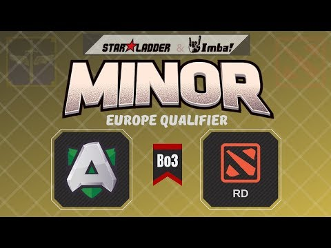 OG vs D2P / Bo2 / StarLadder ImbaTV Dota 2 Minor Europe Qualifier 2019 thumbnail