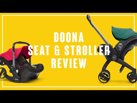 Doona Infant Car Seat & Stroller Review 2019