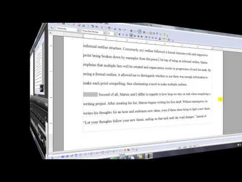 compare contrast essay assignment sheet