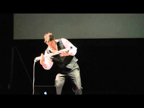 D. Andrew Stewart — With Winds, for soprano t-stick, Sea of Sound Festival on 19 Nov 2011