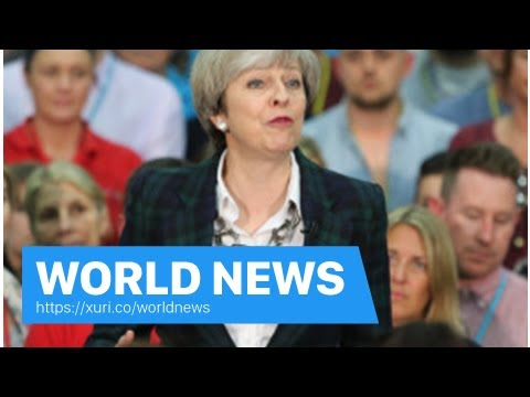 World News - Theresa may dictionary just might be the worst book you will ever read ... and the wor