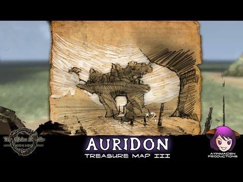 ☆ Elder Scrolls Online ☆ - Auridon Treasure Map III - YouTube