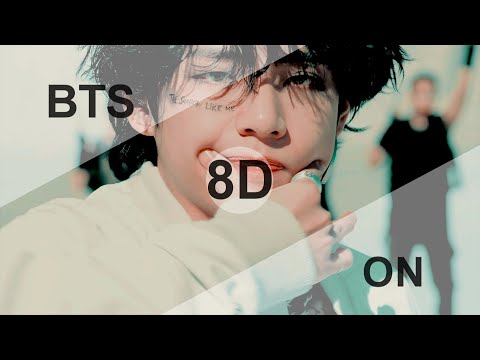 BTS (방탄소년단) - ON [8D USE HEADPHONE] 🎧
