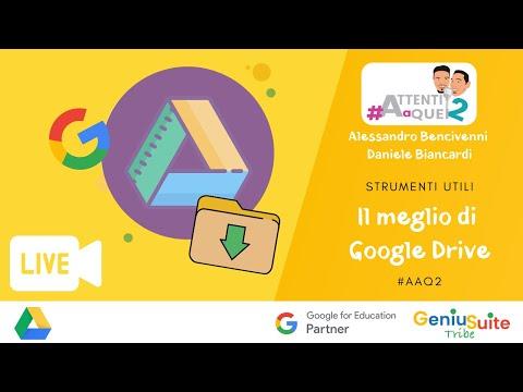 Google Drive: come funziona e come usarlo a scuola per la didattica [Attenti a quei 2]