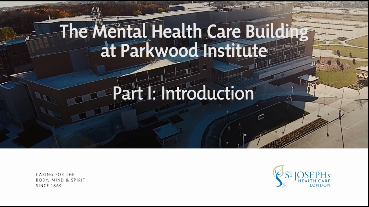 Part I: Introduction -- Virtual Tour of the Parkwood ...