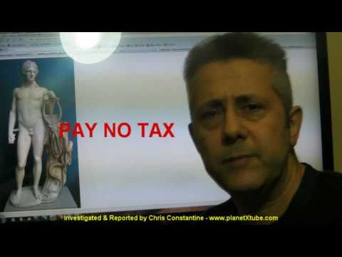 PAY NO TAX - The biggest legal tax evasion in history