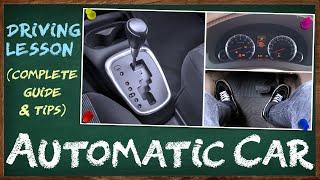 Paano Magdrive ng Automatic Transmission na Sasakyan || Mga Bagay na Dapat Mong Malaman