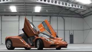 Top Gear 2013 - Jeremy Clarkson McLaren F1 Review