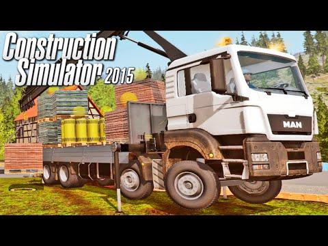 Construction Simulator 2015 - Comprando Caminhão