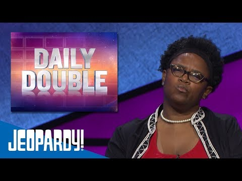 Donna the FEARLESS GIRL | Jeopardy!