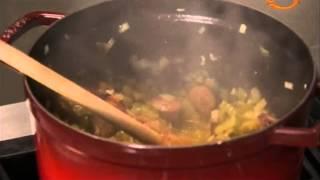 Джамбалайя - креольское блюдо на основе риса