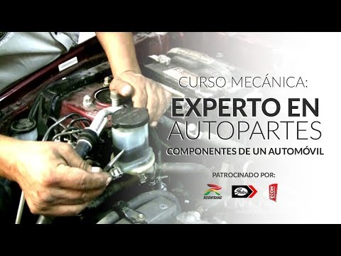 Curso Mecánica: Experto en Autopartes   Componentes de un Automóvil