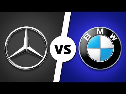 MERCEDES vs BMW
