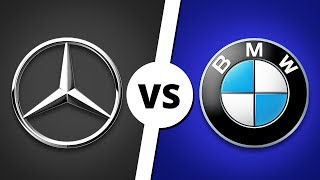 MERCEDES vs BMW