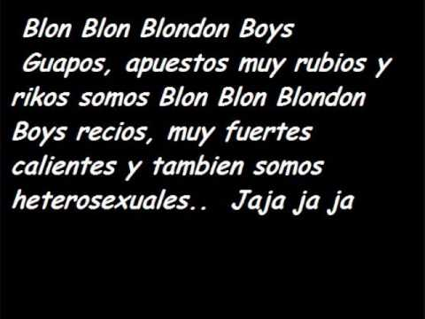 Blondon Boys Videos De Viajes