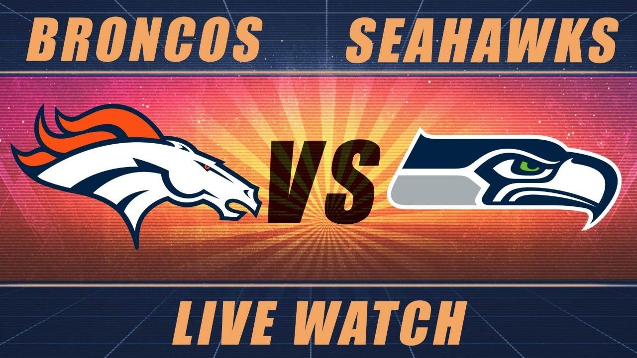 Five Things To Watch In The Seahawks' Preseason Opener vs Denver