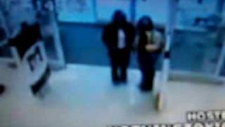 Woman Trips Shoplifter Trying To Escape