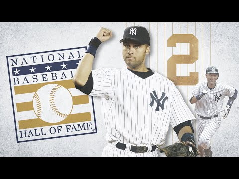 Derek Jeter: Hall of Fame Class of 2020 | New York Yankees