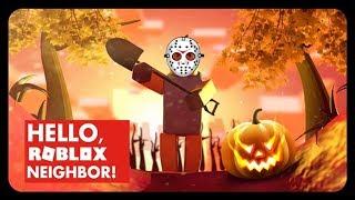 Roblox | Hello ROBLOX Neighbor ep.1