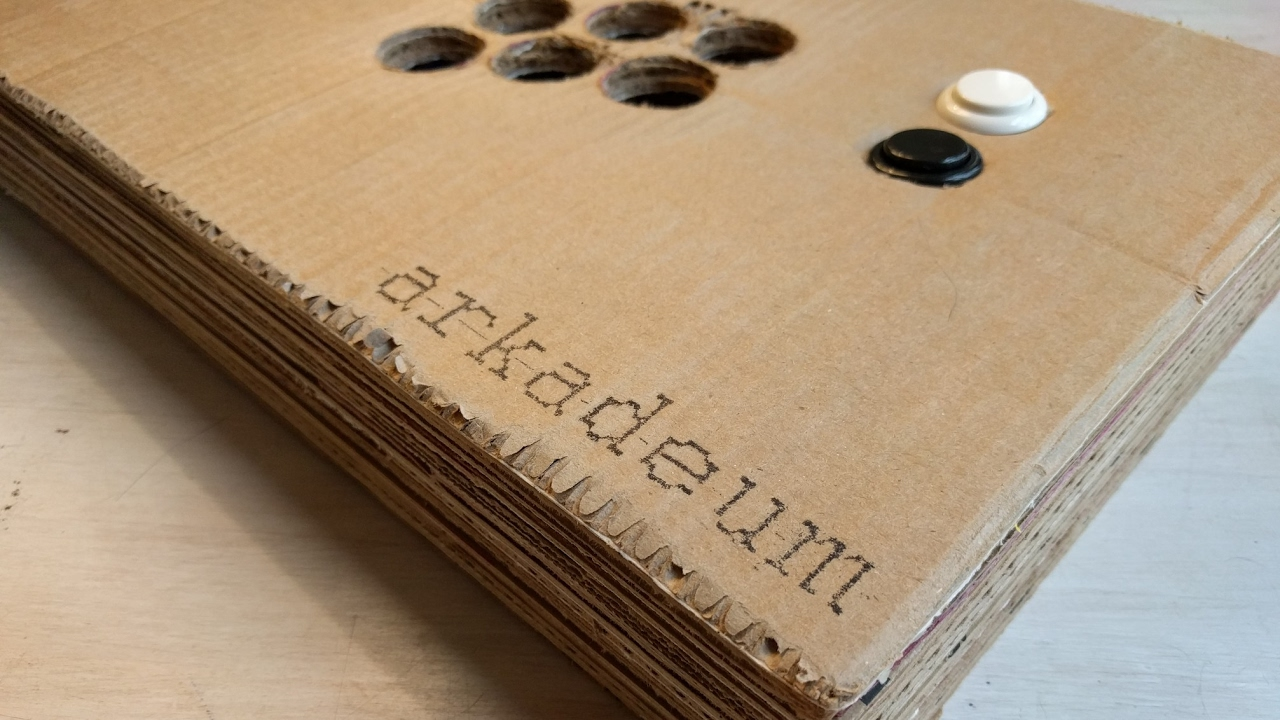 How to build a fightstick