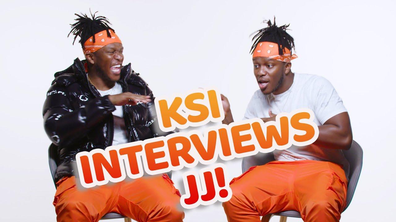 KSI finally meets JJ Olatunji | Talking To Myself | UNILAD