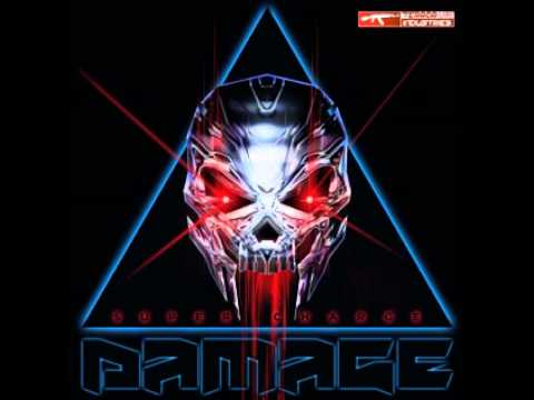 Damage - Crowd Fucking Rocka (X-Avenger Remix)