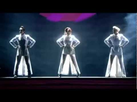Cheryl Cole - Fight For This Love Live @ The Brits - February 16 2010.mp4