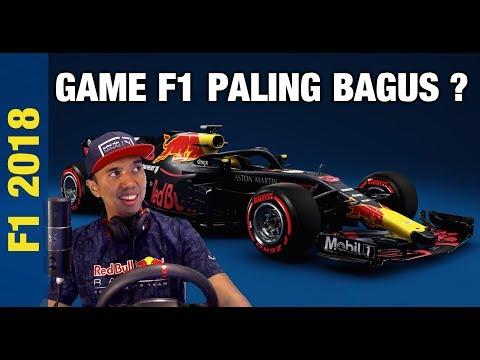 LANGSUNG AJA KITA GAS POL! | F1 2018 Indonesia