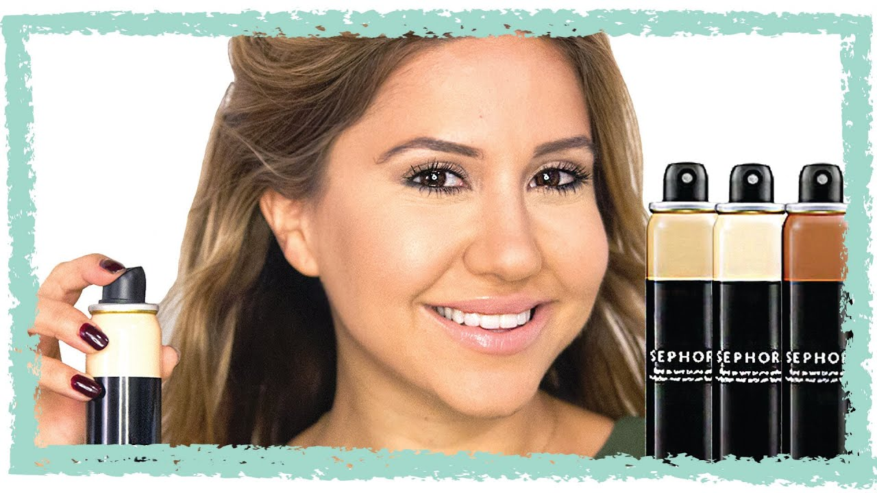 Sephora Airbrush Foundation Is A Perfect Dupe For Christian Dior Airflash Foundation!