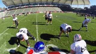 Practice Highlights Shot by GoPro