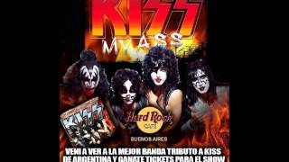 Spot Radio - KISS MY ASS - HARD ROCK CAFE