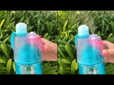 The Perfect Water Bottle For Outdoor Activities
