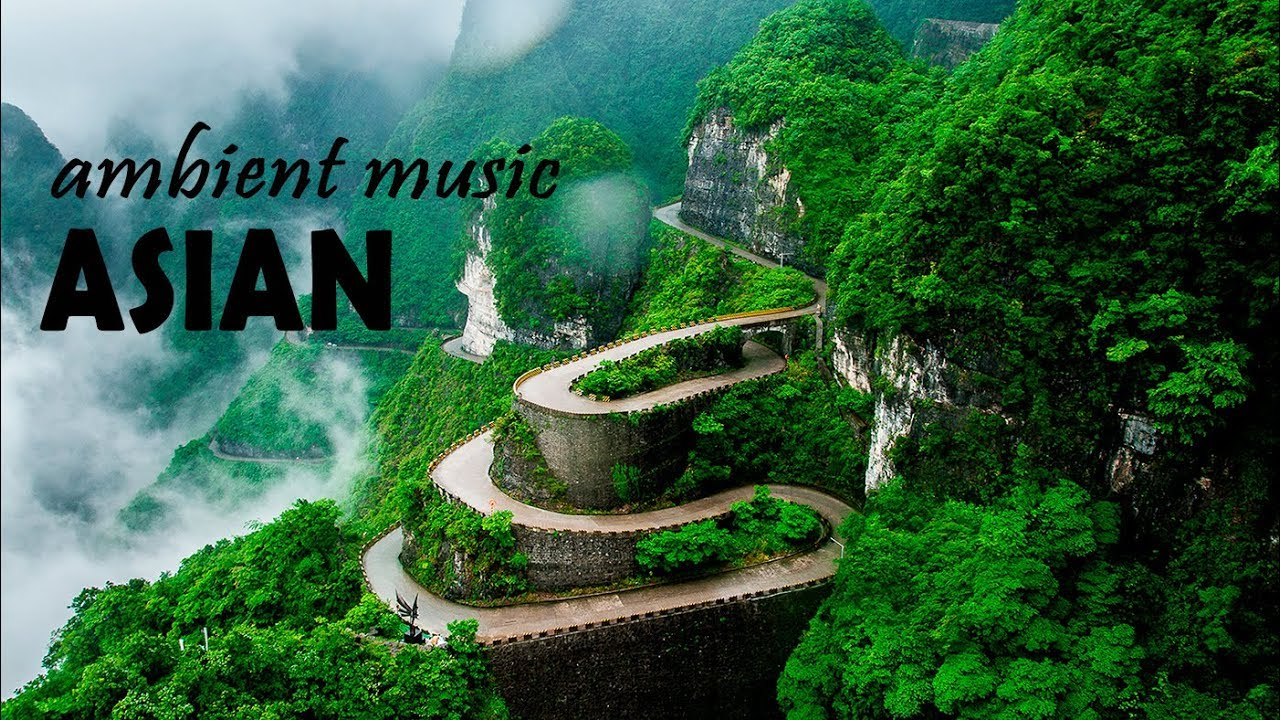 DEEP RELAXING Ambient ASIAN Themed Music - SPA, YOGA, SLEEP, MEDITATION Background