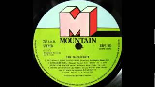 Dan McCafferty -  DAN McCAFFERTY 1975