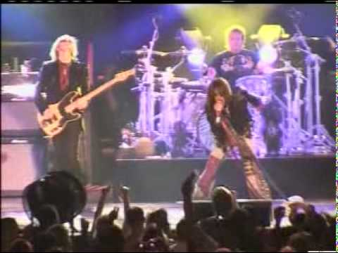 Aerosmith - Helter Skelter / Walk This Way - Fresno 06