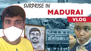 Maduraila enakku Sema Surprise | Vlogs | Kichdy