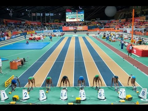 Track & Field Motivation - Indoor Season.