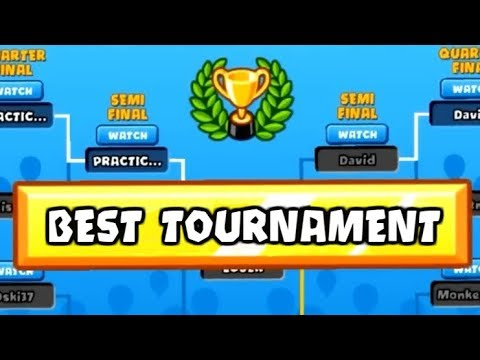 Bloons TD Battles Full Tournament - Ridiculous 16 Player Tournament! (BTD Battles Full Tournament)