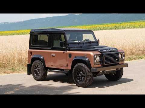 2016 Land Rover Defender 90 Autobiography - #LandRover #Defender #Autobiography #offroad