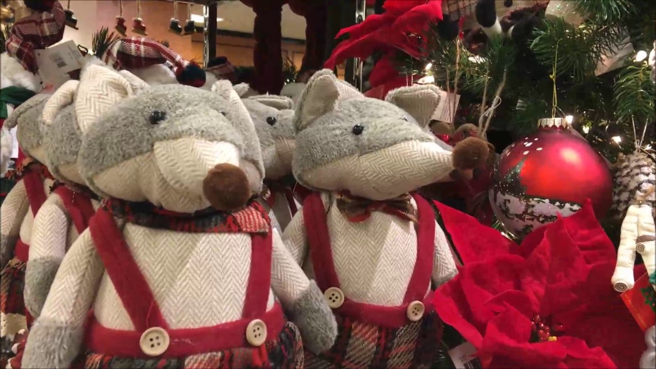 holiday decorating with boscovs