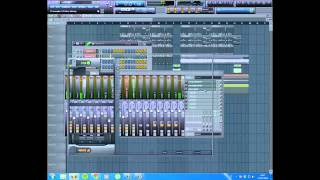 Sander van Doorn, Firebeatz, Julian Jordan - Rage (FL Studio Remake + FLP Download)