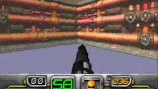 GBA-Dark Arena Mission1
