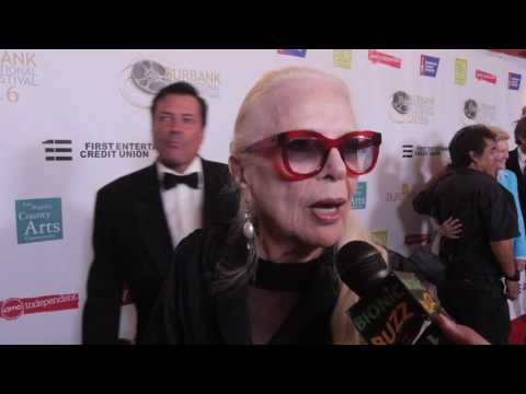 Barbara Bain  at Burbank International Film Festival 2016  Night
