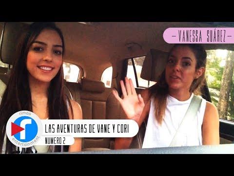 #Vlog Las aventuras de Vane y Cori #2 (18/02/2016) - Vanessa Suárez y Corina Smith