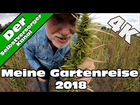 Meine Gartenreise 2018, ein berauschendes Erlebnis. :)