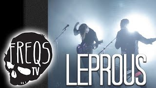 LEPROUS on Into the Machine (Documentary)