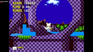 [TAS] Sonic Open Source Project in 14:53.02 - CamHack