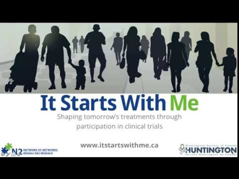 N2 and Huntington Society of Canada Clinical Trials Webinar
